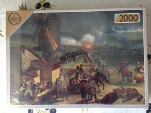 Image of the Puzzle 2000, Falcon, The Battle of Valmy, Factory Sealed