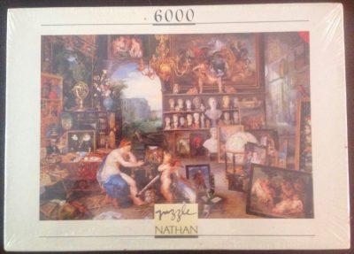 Image of the Puzzle 6000, Nathan, The View
