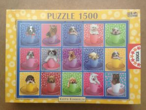 Image of the Puzzle 1500, Educa, Breakfast Surprise