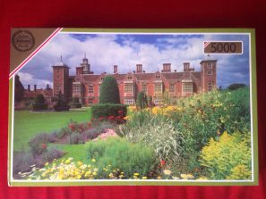 Image of the Puzzle 5000, Falcon, Blickling Hall, Norfolk, Sealed Bag, Picture of the Box