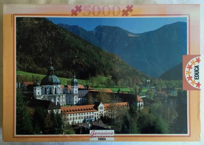 Image of the puzzle 5000, Educa, Ettal, Germany, Factory Sealed