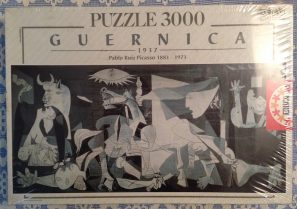 Image of the Puzzle 3000, Educa, Guernica, Factory Sealed