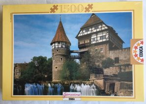 Image of the puzzle 1500, Educa, Balingen, Germany, Factory Sealed