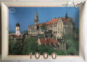 Image of the puzzle 1000, Diset, Sigmaringen Palace, Germany, Factory Sealed