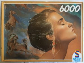 Image of the Puzzle 6000, Schmidt, Summer Wind, Complete, Picture of the Box