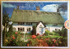 Image of the puzzle 3000, Educa, Pulham Market, England, Factory Sealed