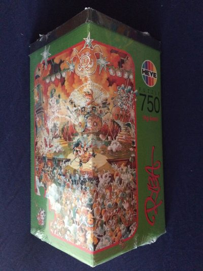 Image of the puzzle 750, Heye, Pig Band, by Michael Ryba, Factory Sealed