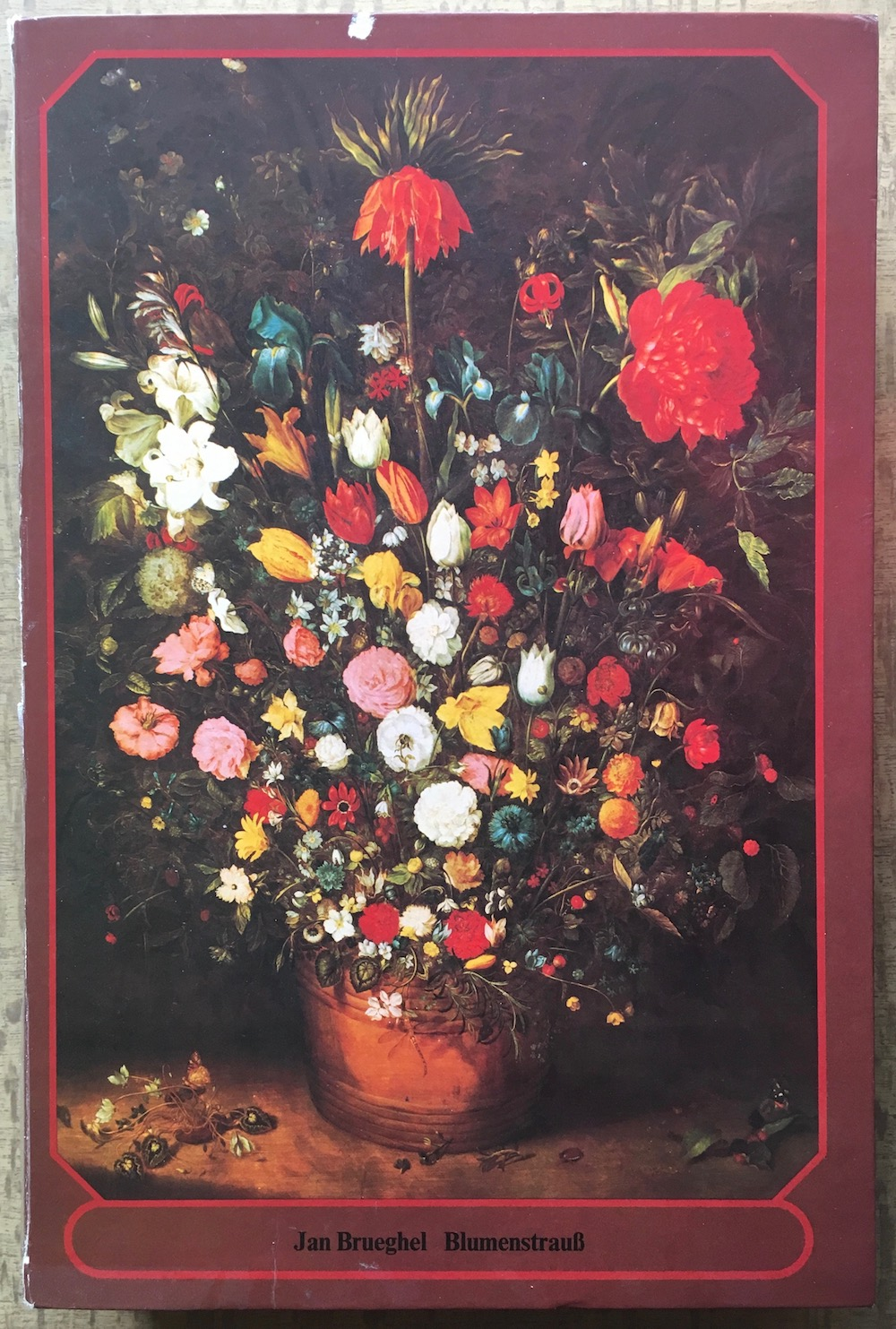 Image of the 1500, F.X. Schmid, Bouquet, Jan Brueghel the Elder, Picture of the Box