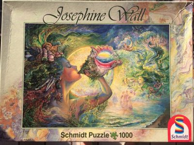 Image of the Puzzle 1000, Schmidt, Call of the Sea, Picture of the Box