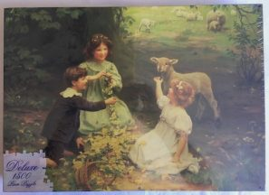 Image of the Puzzle 1500, Woolworths, Little Visitor, Factory Sealed