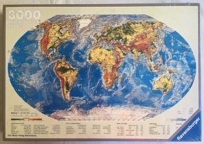 Image of the Puzzle 3000, Educa, The Earth, Factory Sealed