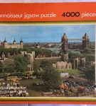 Image of the Puzzle 4000, Arrow, The Connoisseur, Complete, Picture of the Box