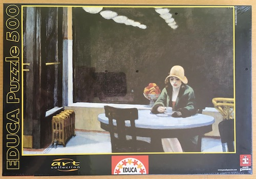 Image of the Puzzle 500, Educa, Automat, Factory Sealed