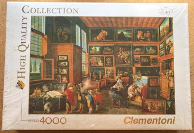 Image of the puzzle 4000, Clementoni, The Collection, by Jacob Jordaens