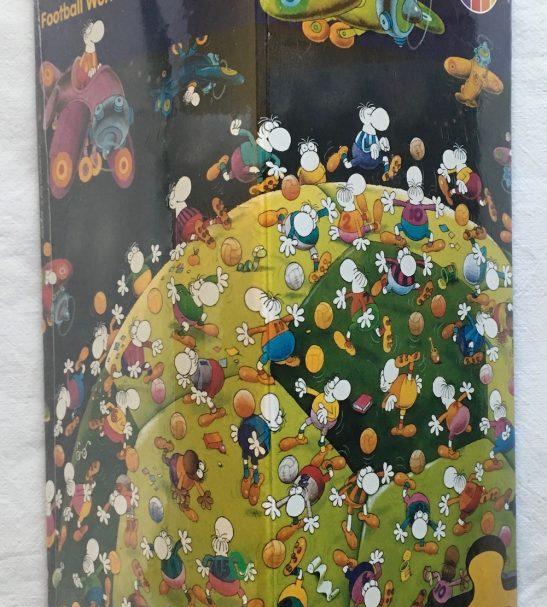 Image of the Puzzle 1000, Heye, Football World, Factory Sealed
