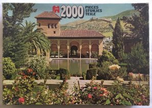 Image of the Puzzle 2000, Jumbo, Granada, Spain, Complete, Picture of the Box
