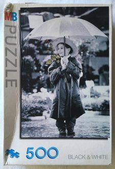 Image of the Puzzle 500, MB, Grandma Umbrella, Sealed Bag, Picture of the Box