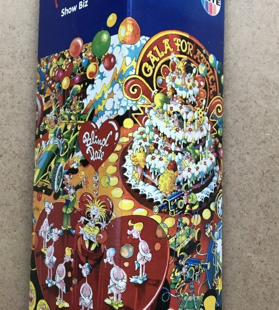 Image of the Puzzle 1500, Heye, Show Biz, Complete, Picture of the Box