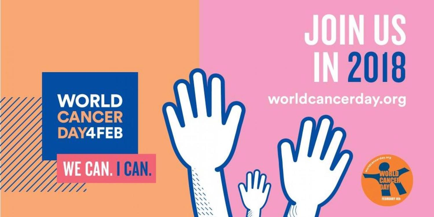 Image of the World Cancer Day 2018 Poster