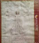 Image of the Puzzle 250, Ricordi, Vitruvian Man, by Leonardo da Vinci, Factory Sealed