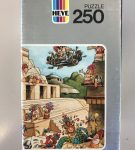 Image of the Puzzle 250, Heye, Montezuma, Complete, Picture of the Box