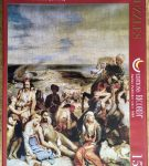 Image of the puzzle 1500, Ricordi, The Massacre at Chios, Eugène Delacroix, Factory Sealed