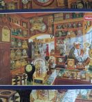 Image of the puzzle 1000 Waddingtons, The Clock Repairer, Complete, Picture of the box