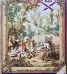 Image of the puzzle 2000, Ravensburger, The Chase, Jean-Baptiste Oudry, Complete, Picture of the box