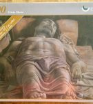Image of the puzzle 1000, Ricordi, Dead Christ, Andrea Mantegna, Factory Sealed