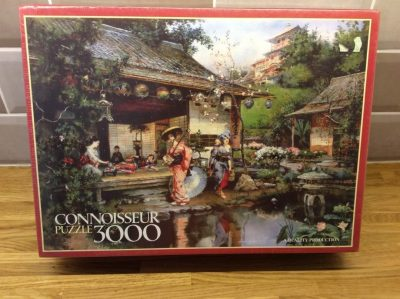 3000, Arrow, Japanese Tea House, by Harry Humphrey Moore, Factory Sealed