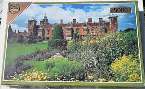 Image of the puzzle 5000, Falcon, Blickling Hall, Norfolk, Factory Sealed, Picture of the box