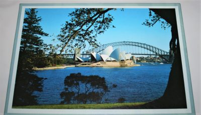 Image of the puzzle 1000, Steve Parish, Sydney Opera House, Sealed Bag