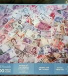 Image of the puzzle 1000, WHSmith, Notes of the World, Complete, Picture of the box