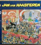 Image of the puzzle 2000, Jumbo, Saint George and the Dragon, by Jan van Haasteren, Factory Sealed