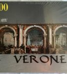 Image of the puzzle 1000, Ricordi, Feast in the House of Levi, by Paolo Veronese, Factory Sealed