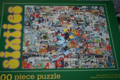 Image of the puzzle 500, Grovely, Sixties, Factory Sealed