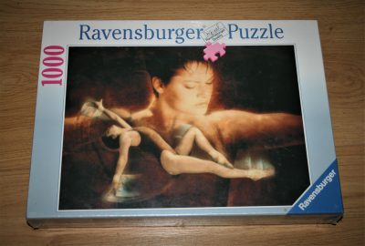 Image of the puzzle 1000, Ravensburger, Dance, Unknown Photographer, Factory Sealed