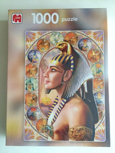 Image of the puzzle 1000, Jumbo, Amenophis, Factory Sealed