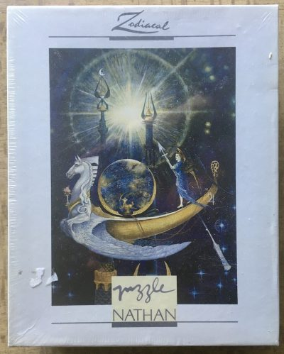 Image of the puzzle 500, Nathan, Sagittarius, by Roger & Linda Garland, Factory Sealed
