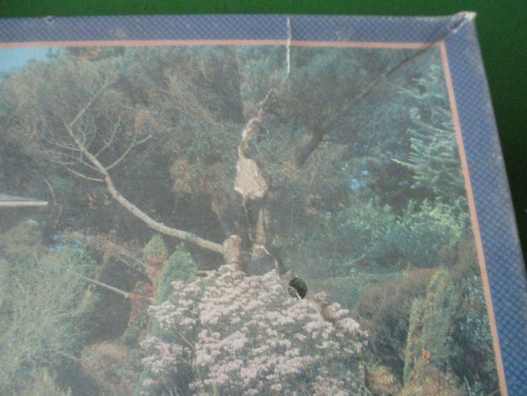 Image of the puzzle 3000,Arrow, Italian Garden, Garnish Island, County Cork, Ireland, Factory Sealed, Detail of the box