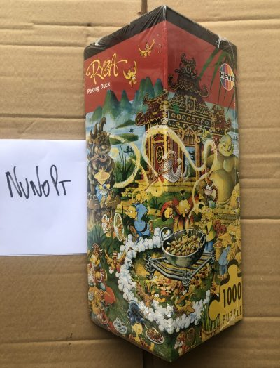 Image of the puzzle 1000, Heye, Peking Duck, by Michael Ryba, Factory Sealed