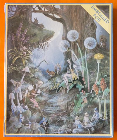 Image of the puzzle 700, Unknown, The First Meeting, Jean & Ron Henry, Factory Sealed